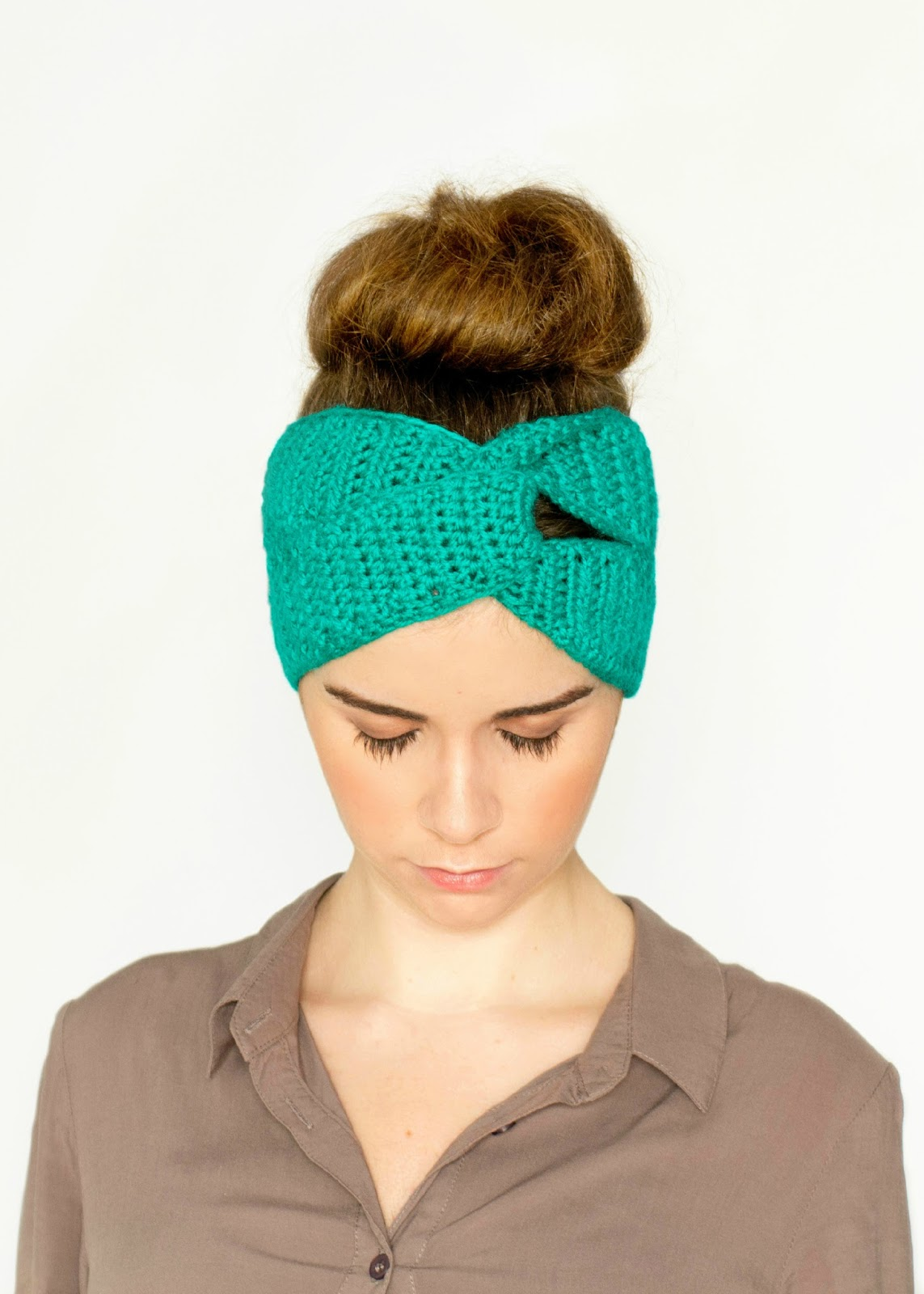 Free Online Crochet Headband Patterns : crochet Archives - Things Dee Loves