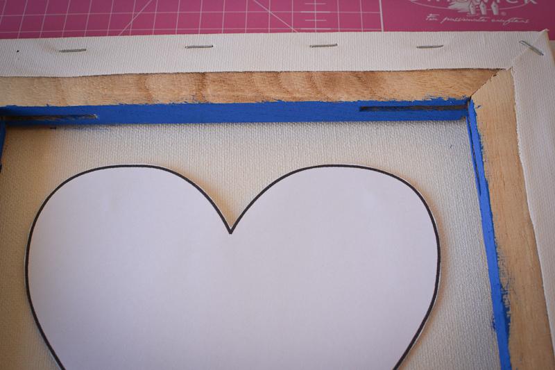 cotton candi heart art-2