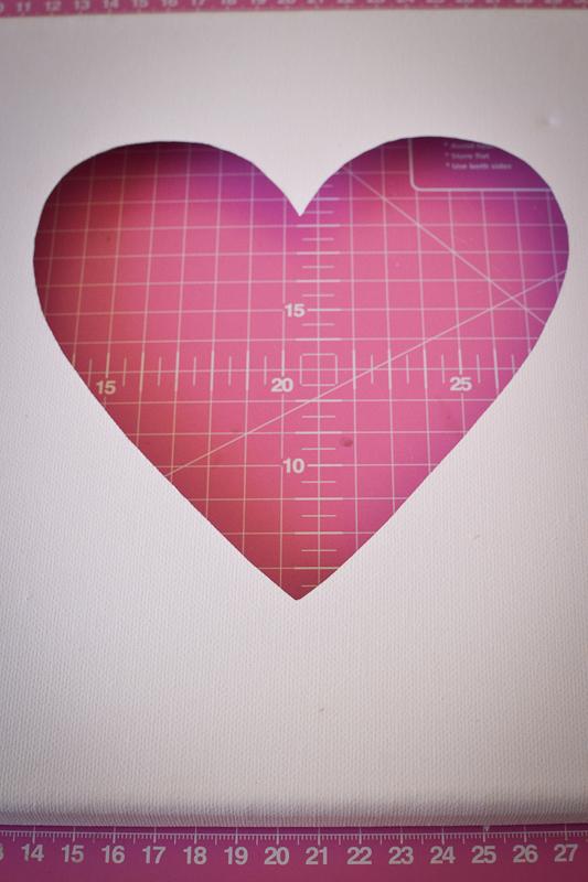 cotton candi heart art-4