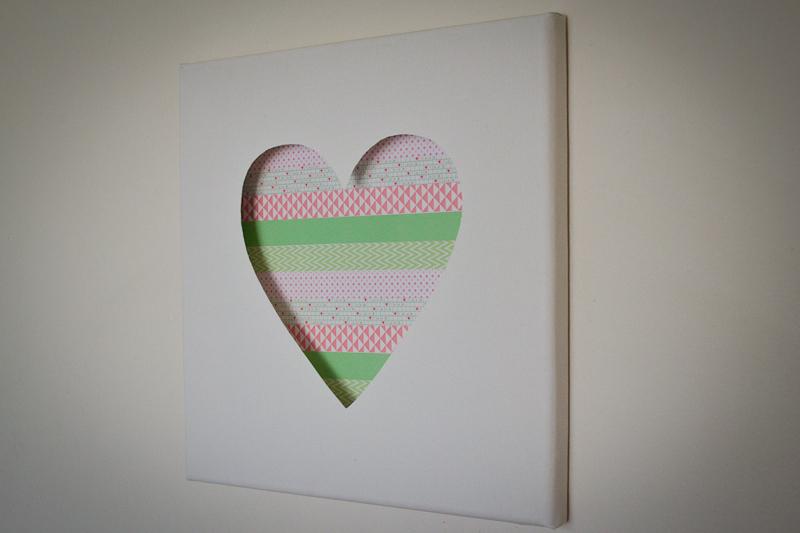 cotton candi heart art-8
