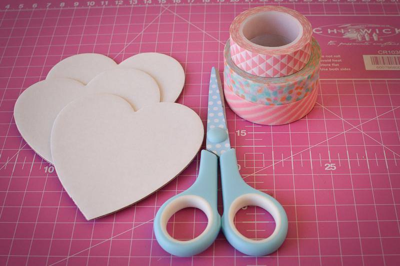 cotton candi heart bunting-1