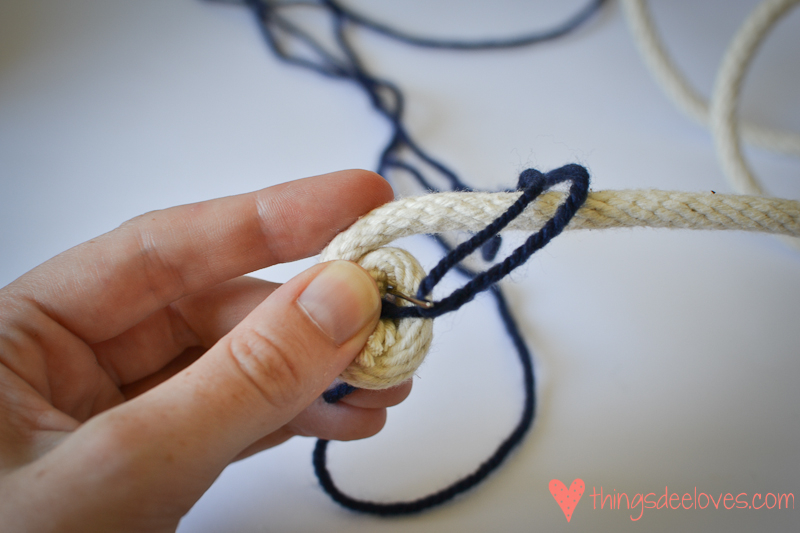 DIY rope basket-5