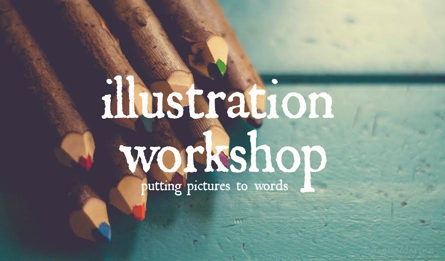 Illustration workshop @ I love my laundry | Cape Town | Western Cape | South Africa